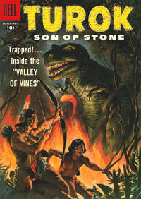 Cover Thumbnail for Turok, Son of Stone (Dell, 1956 series) #11