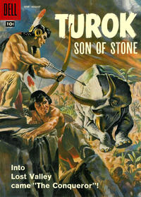 Cover Thumbnail for Turok, Son of Stone (Dell, 1956 series) #12