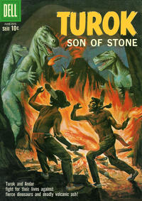 Cover Thumbnail for Turok, Son of Stone (Dell, 1956 series) #20