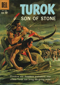Cover Thumbnail for Turok, Son of Stone (Dell, 1956 series) #21