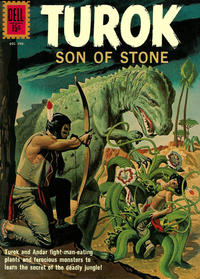 Cover Thumbnail for Turok, Son of Stone (Dell, 1956 series) #26