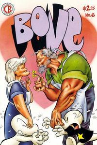 Cover Thumbnail for Bone (Cartoon Books, 1991 series) #6