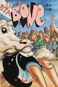 Cover Thumbnail for Bone (Cartoon Books, 1991 series) #10