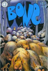 Cover Thumbnail for Bone (Cartoon Books, 1991 series) #4