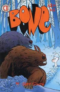 Cover Thumbnail for Bone (Cartoon Books, 1991 series) #2