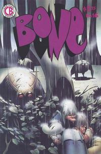 Cover Thumbnail for Bone (Cartoon Books, 1991 series) #16