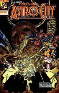 Cover Thumbnail for Wizard Presents: Kurt Busiek's Astro City (Homage; Wizard, 1996 series) #1/2
