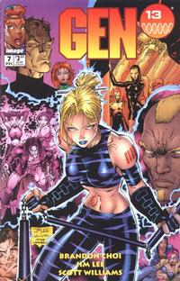 Cover Thumbnail for Gen 13 (Image, 1995 series) #7