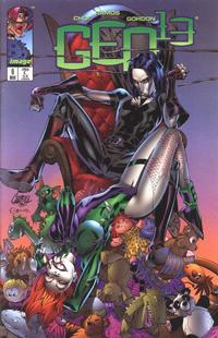 Cover Thumbnail for Gen 13 (Image, 1995 series) #9 [Direct]