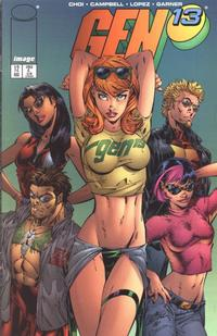 Cover Thumbnail for Gen 13 (Image, 1995 series) #12