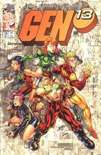 Cover Thumbnail for Gen 13 (Image, 1995 series) #13a