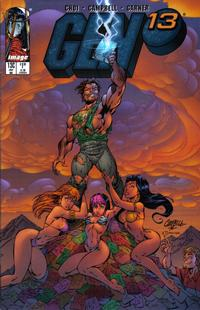 Cover Thumbnail for Gen 13 (Image, 1995 series) #13c