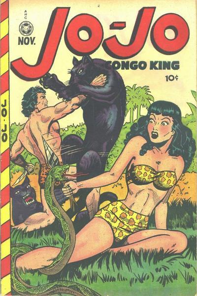 Cover for Jo-Jo Comics (Fox, 1946 series) #21