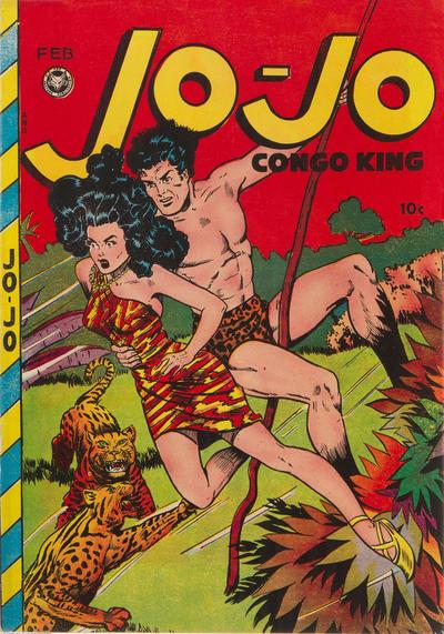 Cover for Jo-Jo Comics (Fox, 1946 series) #24