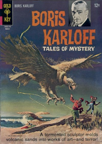 Cover for Boris Karloff Tales of Mystery (Western, 1963 series) #17