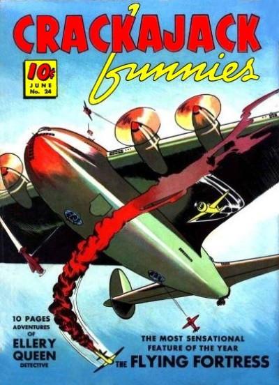 Cover for Crackajack Funnies (Western, 1938 series) #24