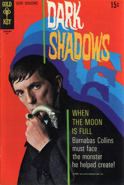 Cover for Dark Shadows (Western, 1969 series) #5