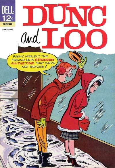 Cover for Dunc and Loo (Dell, 1962 series) #6