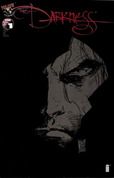 Cover for The Darkness (Image, 1996 series) #1 [Regular Edition]