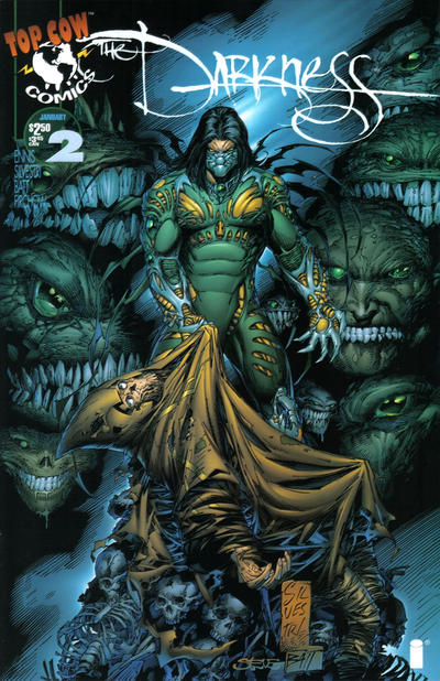 Cover for The Darkness (Image, 1996 series) #2