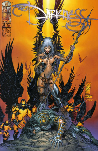 Cover for The Darkness (Image, 1996 series) #3