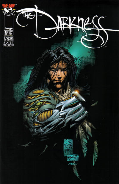 Cover for The Darkness (Image, 1996 series) #6