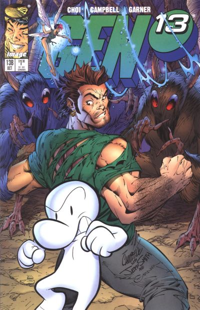 Cover for Gen 13 (Image, 1995 series) #13b