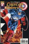 Cover for Capitán América (Planeta DeAgostini, 1996 series) #2