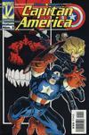 Cover for Capitán América (Planeta DeAgostini, 1996 series) #3