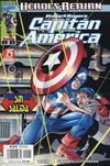 Cover for Capitán América (Planeta DeAgostini, 1998 series) #2