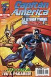 Cover for Capitán América (Planeta DeAgostini, 1998 series) #5