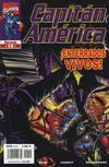 Cover for Capitán América (Planeta DeAgostini, 1998 series) #10