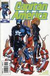Cover for Capitán América (Planeta DeAgostini, 1998 series) #20