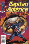 Cover for Capitán América (Planeta DeAgostini, 1998 series) #21
