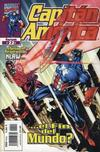Cover for Capitán América (Planeta DeAgostini, 1998 series) #22