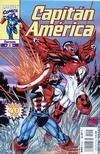 Cover for Capitán América (Planeta DeAgostini, 1998 series) #25