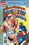 Cover for Capitán América Especiales (Planeta DeAgostini, 1987 series) #[6]
