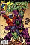 Cover for Capitán Marvel (Planeta DeAgostini, 2000 series) #4