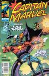Cover for Capitán Marvel (Planeta DeAgostini, 2000 series) #9