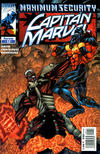 Cover for Capitán Marvel (Planeta DeAgostini, 2000 series) #12