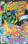 Cover for Capitán Marvel (Planeta DeAgostini, 2000 series) #15