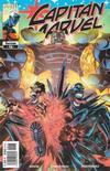 Cover for Capitán Marvel (Planeta DeAgostini, 2000 series) #16
