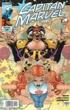 Cover for Capitán Marvel (Planeta DeAgostini, 2000 series) #20