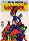 Cover for Clásicos Marvel Especial (Planeta DeAgostini, 1989 series) #[1]
