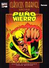 Cover for Clásicos Marvel Blanco y Negro (Planeta DeAgostini, 1997 series) #5 - Puño de Hierro/1