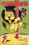 Cover for Cirkus med Tuff och Tuss (Åhlén & Åkerlunds, 1959 series) #9/1959
