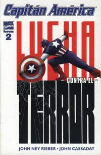 Cover Thumbnail for Capitán América (Planeta DeAgostini, 2003 series) #2