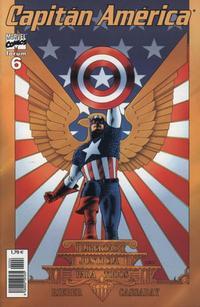 Cover Thumbnail for Capitán América (Planeta DeAgostini, 2003 series) #6