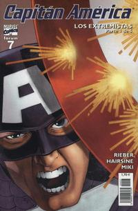 Cover Thumbnail for Capitán América (Planeta DeAgostini, 2003 series) #7