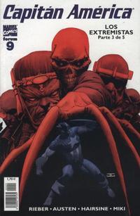 Cover Thumbnail for Capitán América (Planeta DeAgostini, 2003 series) #9